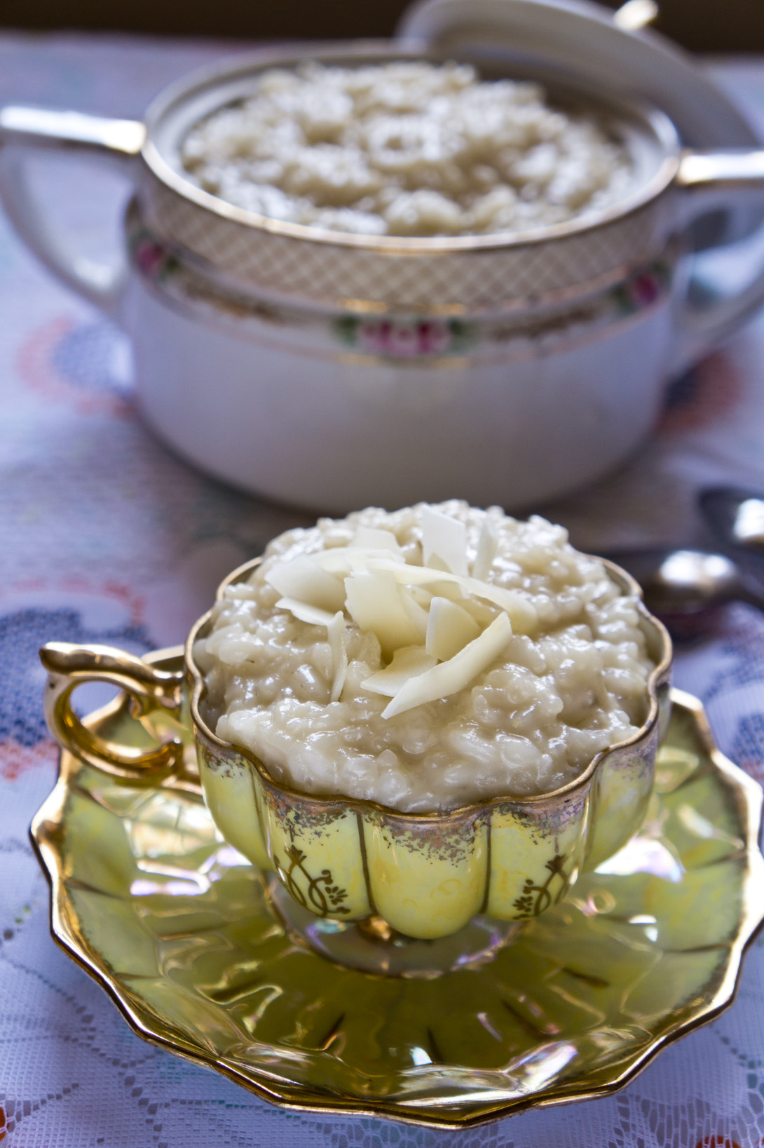 Senegalese Sombi: An Easy Coconut Rice Pudding - Yummy Medley